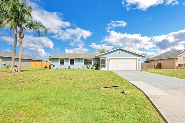 1713 SW Monterrey Lane SW, Port Saint Lucie, FL 34953 (MLS #RX-10751299) :: Castelli Real Estate Services