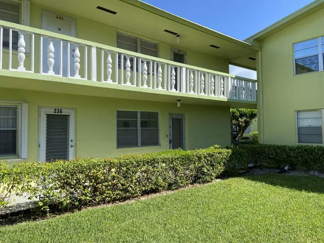 235 Windsor K, West Palm Beach, FL 33417 (MLS #RX-10751328) :: The DJ & Lindsey Team