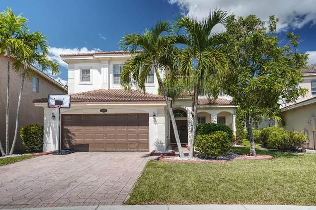 10519 Galleria Street, Wellington, FL 33414 (#RX-10751334) :: Michael Kaufman Real Estate