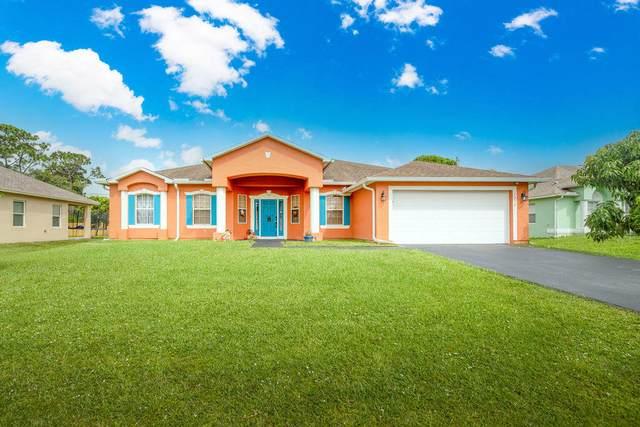 1717 SW Desert Avenue, Port Saint Lucie, FL 34953 (#RX-10751348) :: Heather Towe | Keller Williams Jupiter