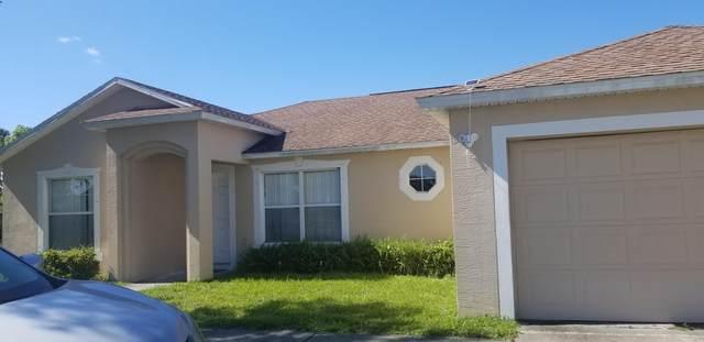 367 SW Thornhill Drive SW, Port Saint Lucie, FL 34984 (MLS #RX-10751364) :: Castelli Real Estate Services