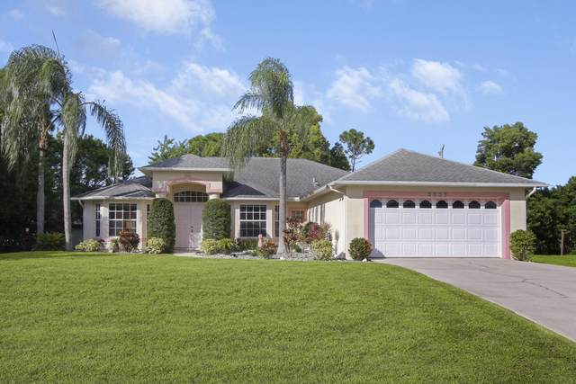 5070 NW Erskin Terrace, Port Saint Lucie, FL 34983 (#RX-10751366) :: The Reynolds Team | Compass