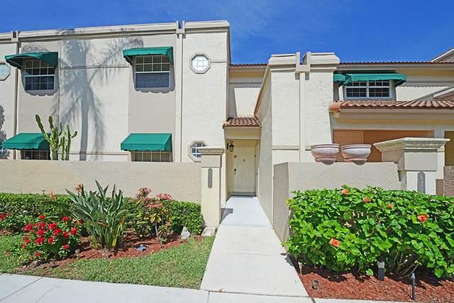 6731 Via Regina #7, Boca Raton, FL 33433 (#RX-10751369) :: IvaniaHomes | Keller Williams Reserve Palm Beach