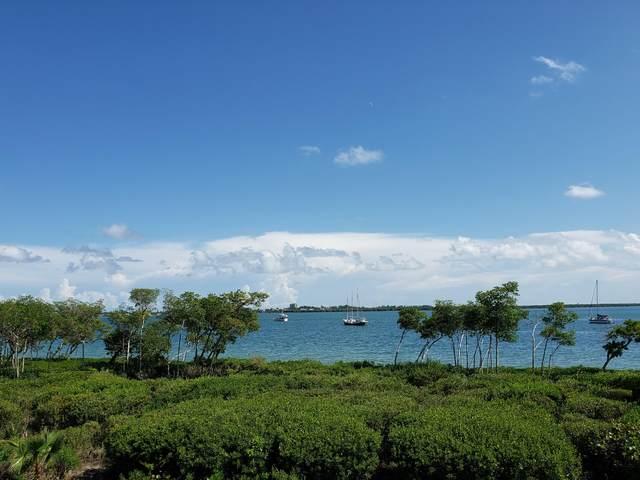 26 Harbour Isle Drive W #206, Fort Pierce, FL 34949 (#RX-10751395) :: Baron Real Estate