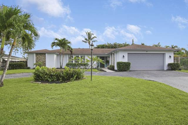 97 W Cypress Road, Lake Worth, FL 33467 (MLS #RX-10751405) :: Berkshire Hathaway HomeServices EWM Realty