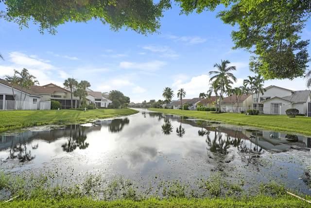 17058 Newport Club Drive, Boca Raton, FL 33496 (MLS #RX-10751410) :: Castelli Real Estate Services