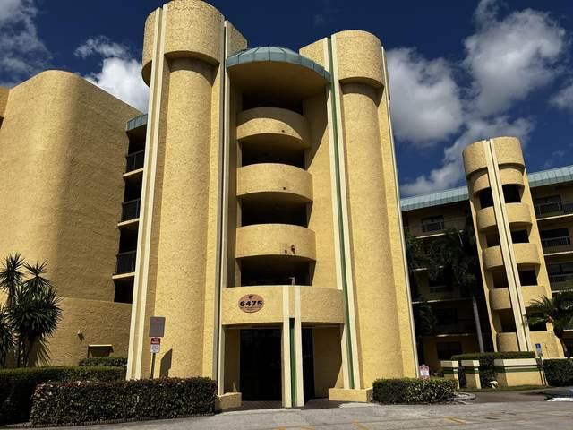 6475 W Oakland Park Boulevard #305, Lauderhill, FL 33313 (#RX-10751416) :: Baron Real Estate
