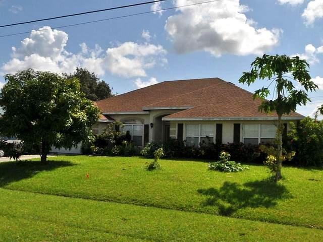 2325 SW Savona Boulevard, Port Saint Lucie, FL 34953 (#RX-10751447) :: Michael Kaufman Real Estate