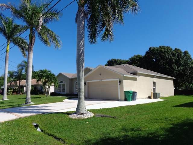 2257 SE Baron Street, Port Saint Lucie, FL 34952 (#RX-10751455) :: Heather Towe | Keller Williams Jupiter