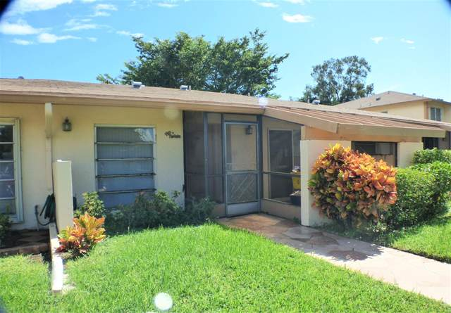 5800 Princess Palm Court B, Delray Beach, FL 33484 (#RX-10751479) :: IvaniaHomes | Keller Williams Reserve Palm Beach