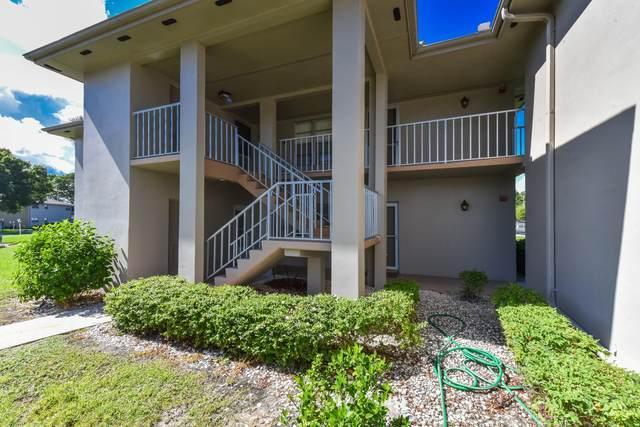 30 Lake Vista Trail #106, Port Saint Lucie, FL 34952 (#RX-10751484) :: IvaniaHomes   Keller Williams Reserve Palm Beach