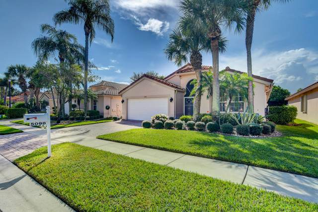 5098 Polly Park, Boynton Beach, FL 33437 (#RX-10751499) :: Heather Towe | Keller Williams Jupiter
