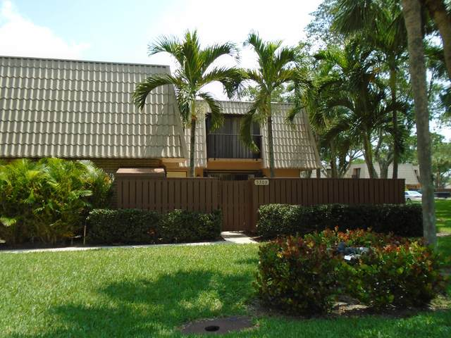 5303 53rd Way, West Palm Beach, FL 33409 (#RX-10751512) :: Baron Real Estate