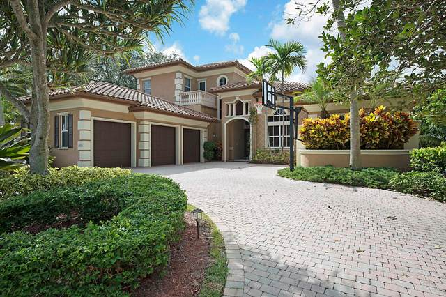 17725 Circle Pond Court, Boca Raton, FL 33496 (#RX-10751513) :: Baron Real Estate