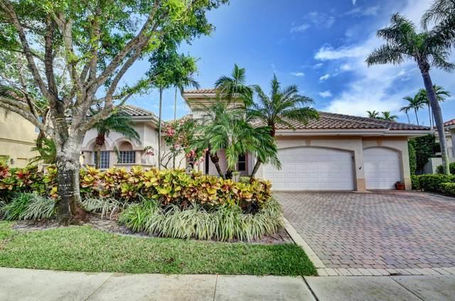 7111 Via Marbella, Boca Raton, FL 33433 (#RX-10751514) :: Heather Towe | Keller Williams Jupiter