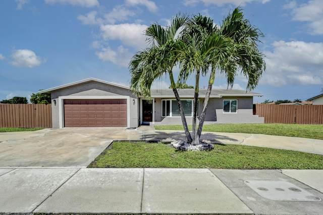 601 NE 40th Street, Deerfield Beach, FL 33064 (MLS #RX-10751518) :: Castelli Real Estate Services