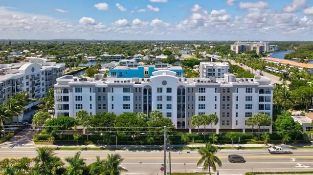 101 SE 20th Avenue #302, Deerfield Beach, FL 33441 (MLS #RX-10751532) :: Castelli Real Estate Services