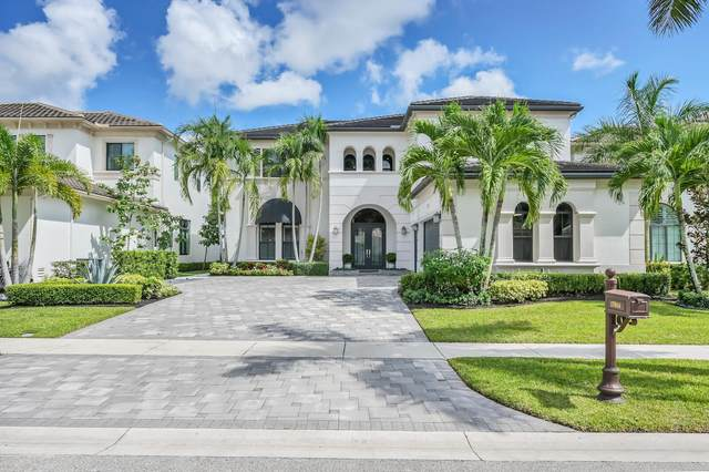 17814 Cadena Drive, Boca Raton, FL 33496 (#RX-10751575) :: Baron Real Estate