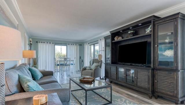 10044 S Ocean Drive #301, Jensen Beach, FL 34957 (#RX-10751587) :: Baron Real Estate