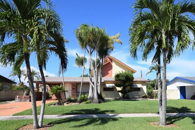 129 NE 5th Street, Deerfield Beach, FL 33441 (MLS #RX-10751597) :: Castelli Real Estate Services