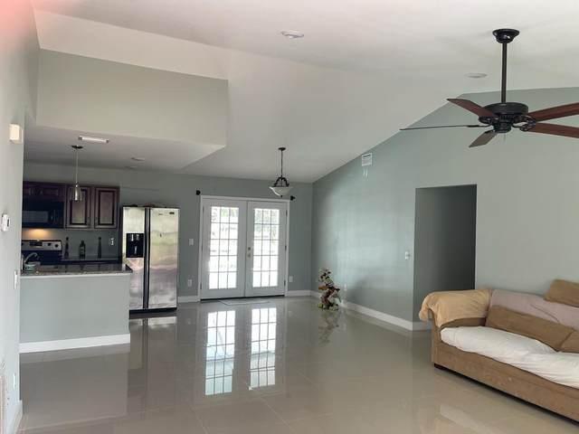 967 SW Aviation Avenue, Port Saint Lucie, FL 34953 (#RX-10751632) :: Baron Real Estate