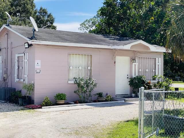 2200 N 44th Street, Fort Pierce, FL 34946 (MLS #RX-10751647) :: Castelli Real Estate Services