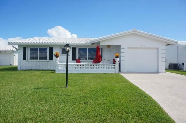 2104 Verdi Drive, Boynton Beach, FL 33426 (#RX-10751659) :: Heather Towe | Keller Williams Jupiter