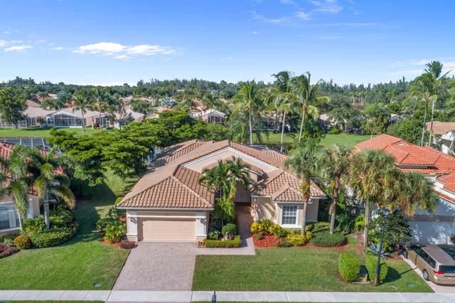 9752 E Mantova Drive W, Lake Worth, FL 33467 (MLS #RX-10751669) :: Castelli Real Estate Services