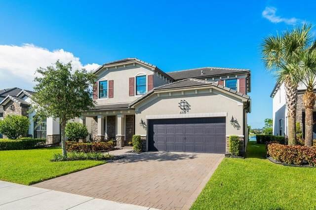 5710 Sandbirch Way, Lake Worth, FL 33463 (MLS #RX-10751674) :: Castelli Real Estate Services