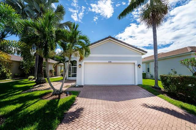 876 SW Rocky Bayou Terrace, Port Saint Lucie, FL 34986 (#RX-10751677) :: The Reynolds Team | Compass