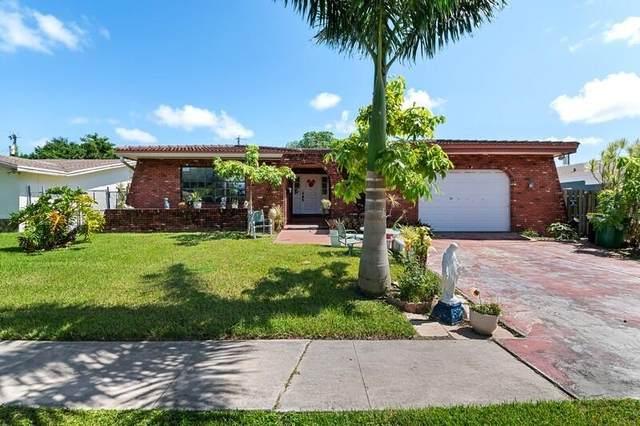 210 NE 1st Court, Dania Beach, FL 33004 (#RX-10751706) :: Heather Towe   Keller Williams Jupiter