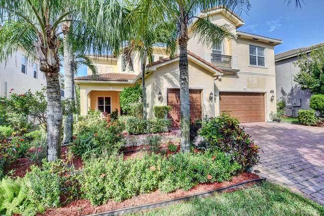 8628 Cobblestone Point Circle, Boynton Beach, FL 33472 (#RX-10751719) :: Posh Properties