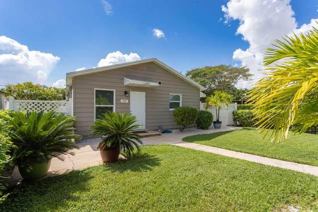 732 Mcintosh Street, West Palm Beach, FL 33405 (MLS #RX-10751740) :: Berkshire Hathaway HomeServices EWM Realty