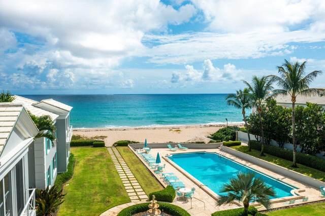 2665 N Ocean Boulevard #3, Gulf Stream, FL 33483 (#RX-10751750) :: Posh Properties