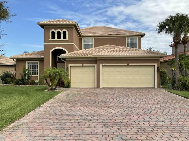 427 NW Sheffield Circle, Port Saint Lucie, FL 34983 (MLS #RX-10751754) :: Castelli Real Estate Services