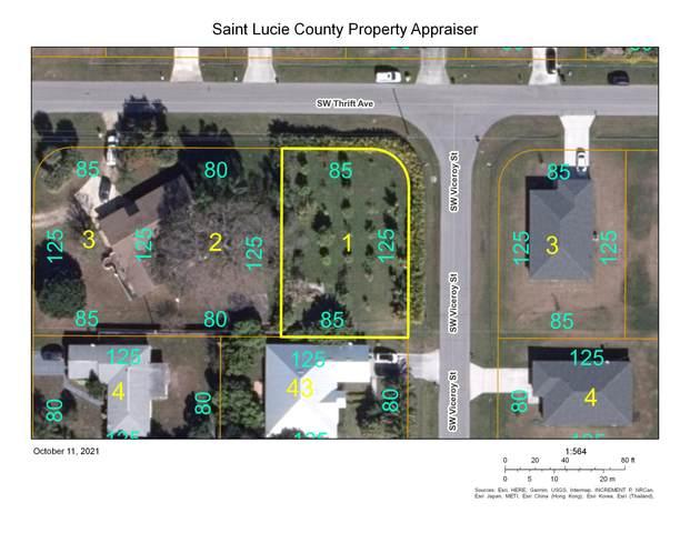 844 SW Thrift Avenue, Port Saint Lucie, FL 34953 (#RX-10751761) :: IvaniaHomes | Keller Williams Reserve Palm Beach