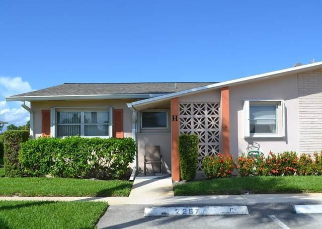 2655 Dudley Drive E H, West Palm Beach, FL 33415 (#RX-10751762) :: IvaniaHomes   Keller Williams Reserve Palm Beach