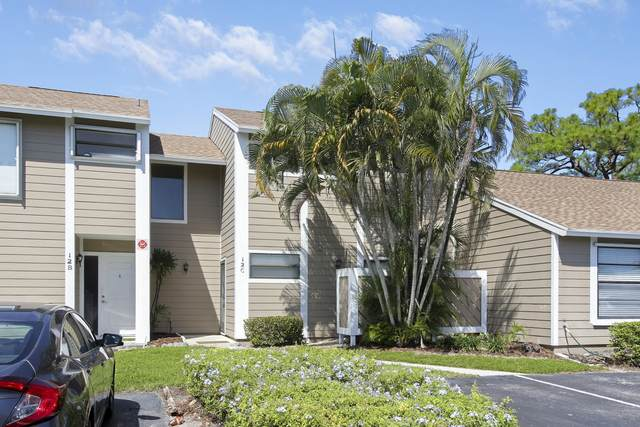 201 Lakewood Drive 12C, Jupiter, FL 33458 (#RX-10751766) :: Baron Real Estate