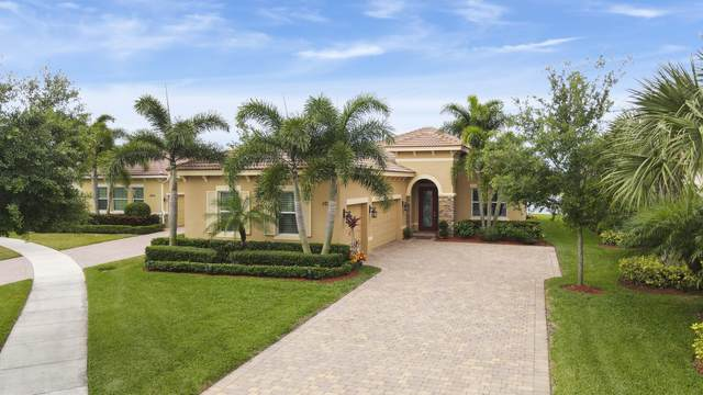 10730 SW Visconti Way, Port Saint Lucie, FL 34986 (#RX-10751767) :: Posh Properties