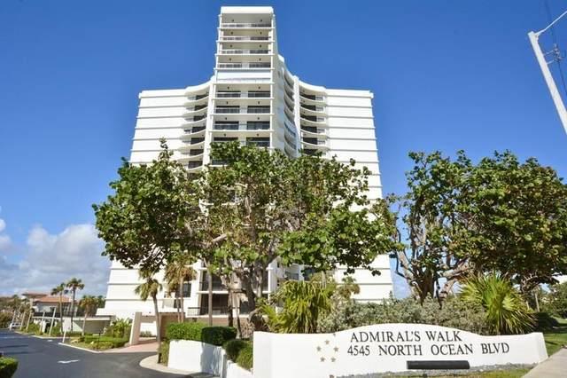 4545 N Ocean Boulevard 3 A, Boca Raton, FL 33431 (#RX-10751769) :: IvaniaHomes   Keller Williams Reserve Palm Beach