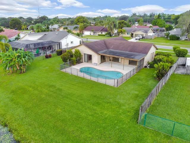 11486 Sanderling Drive, Wellington, FL 33414 (#RX-10751781) :: DO Homes Group