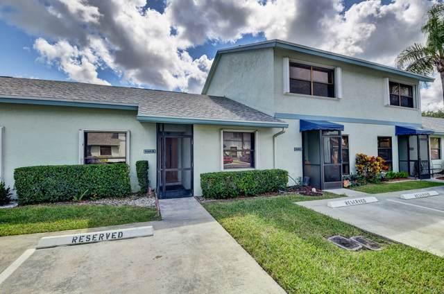 9148 SW 21st Court B, Boca Raton, FL 33428 (#RX-10751793) :: Heather Towe | Keller Williams Jupiter