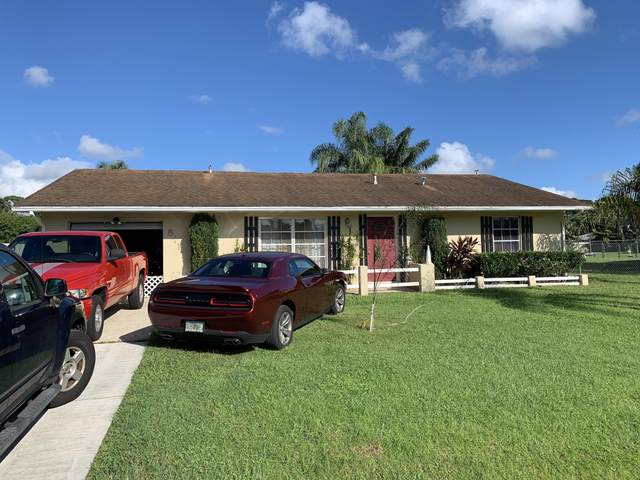 511 NW Haven Street, Port Saint Lucie, FL 34983 (#RX-10751797) :: Heather Towe   Keller Williams Jupiter