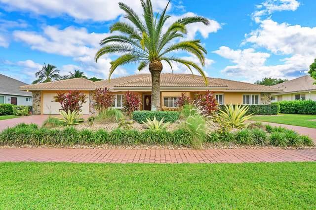 12742 Headwater Circle, Wellington, FL 33414 (MLS #RX-10751799) :: Castelli Real Estate Services