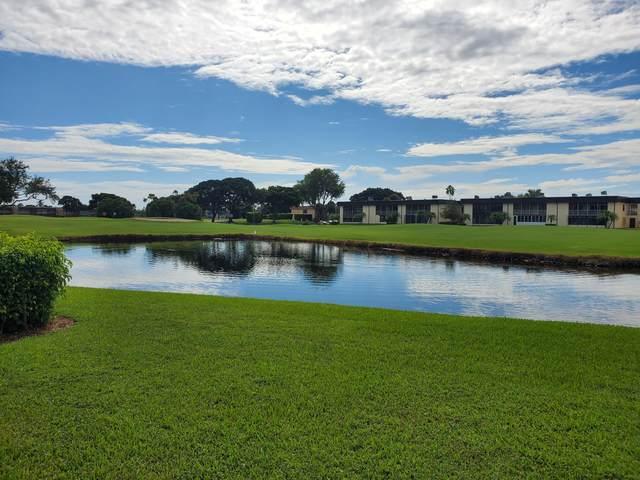 981 Normandy U, Delray Beach, FL 33484 (#RX-10751827) :: IvaniaHomes   Keller Williams Reserve Palm Beach