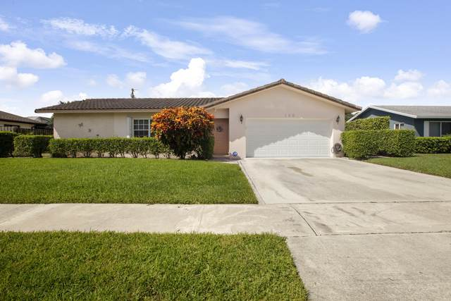 128 Orchard Ridge Lane, Boca Raton, FL 33431 (MLS #RX-10751863) :: Castelli Real Estate Services