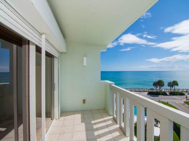 4049 Ocean #503, Vero Beach, FL 32963 (#RX-10751878) :: The Reynolds Team | Compass