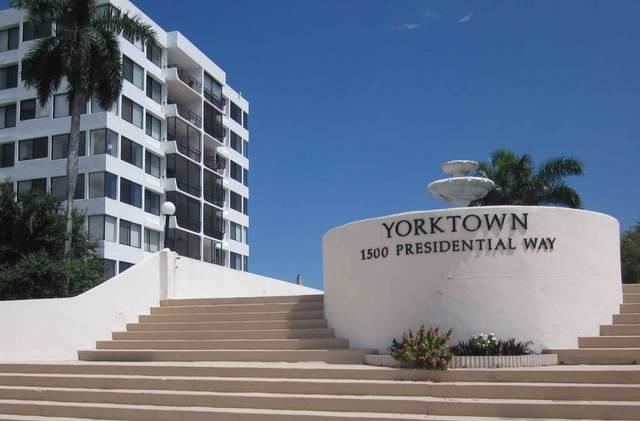1500 Presidential Way #604, West Palm Beach, FL 33401 (#RX-10751890) :: Baron Real Estate