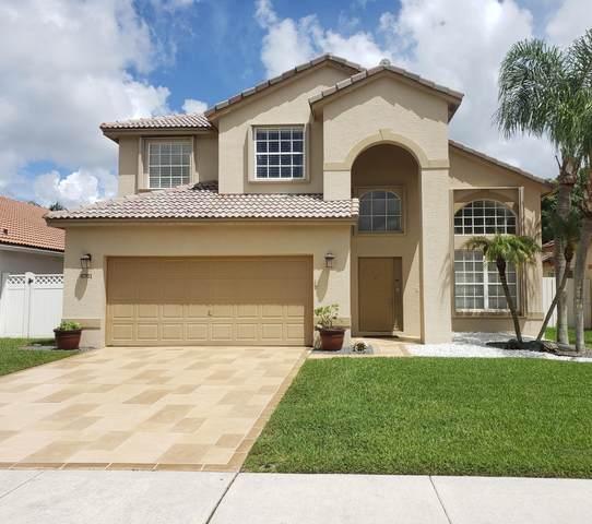 6761 Red Reef Street, Lake Worth, FL 33467 (#RX-10751908) :: Heather Towe | Keller Williams Jupiter