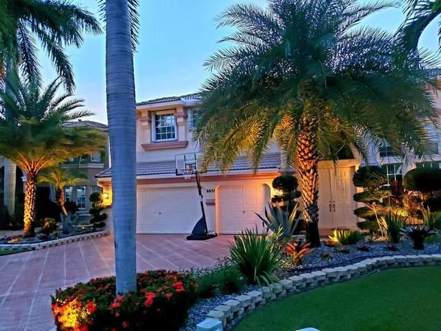 6651 Marbletree Lane, Lake Worth, FL 33467 (#RX-10751922) :: Heather Towe   Keller Williams Jupiter